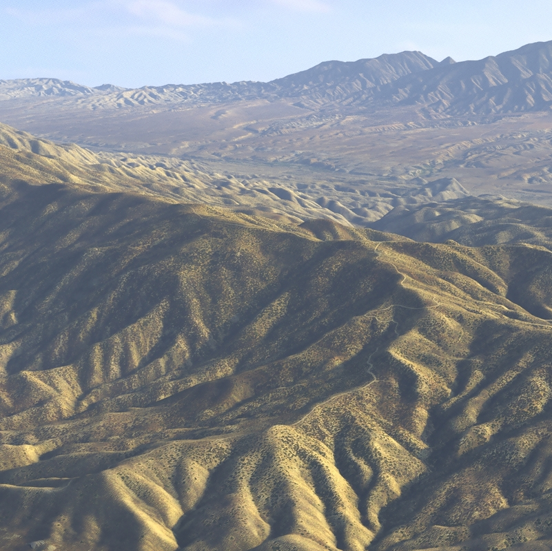 3D large scale san andreas model