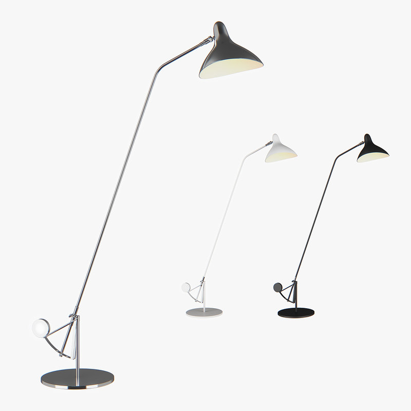 floor lamp manti lightstar 3D