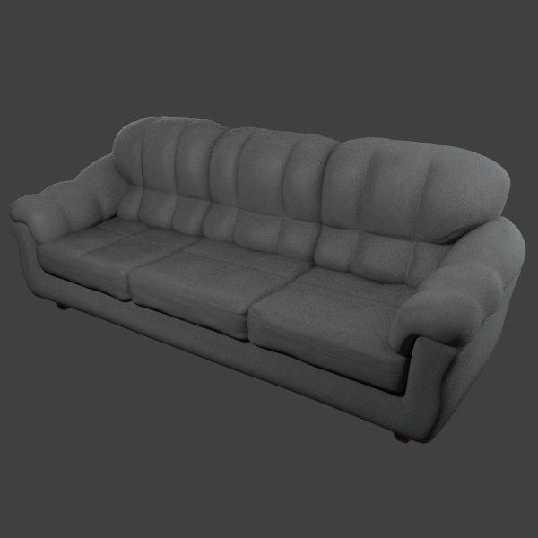 3D texturing - model