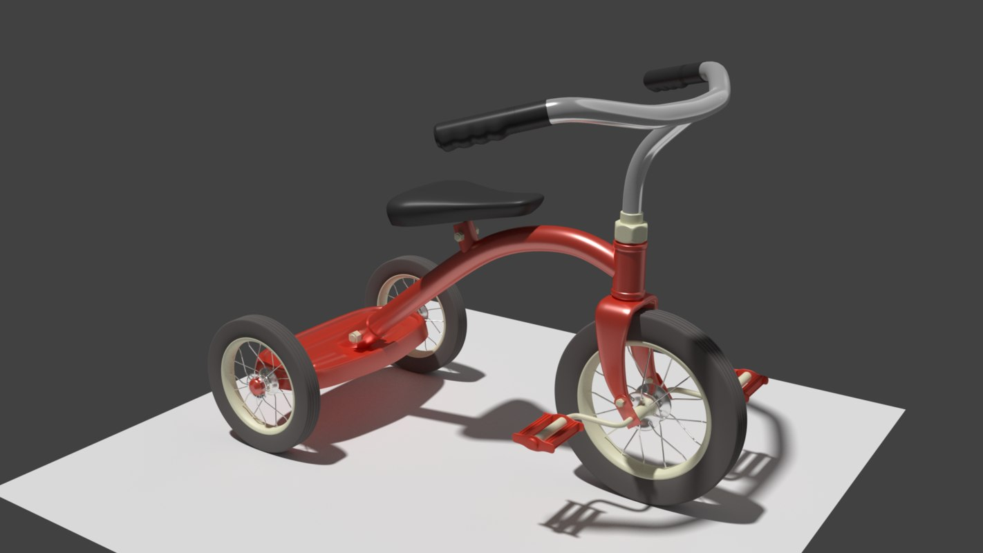 tricycle model