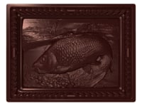 bas relief carp fishing 3D model