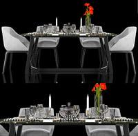 dinning table 12 model