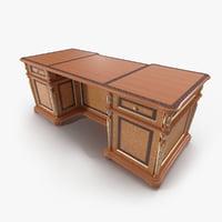 3D riva mobili d arte model