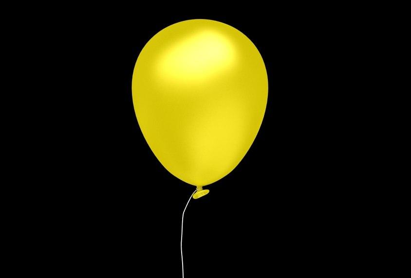 baloon 3D