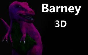 animate 3D model