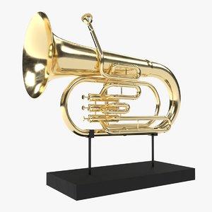 music instrument 3D