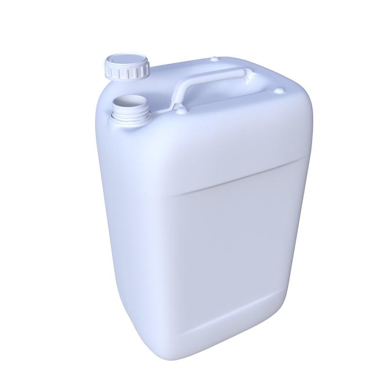 liquids tank container model