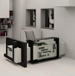 interior revit 3D model