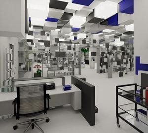 library revit 3D
