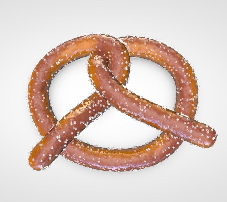 3D pretzel