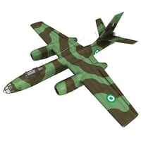 Ilyushin IL-28 Beagle Nigerian Air Force NAF 158 model