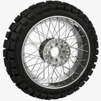 Motorcycle Wheel Rear
