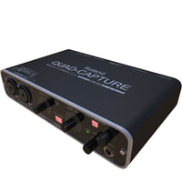 3D roland quad capture model