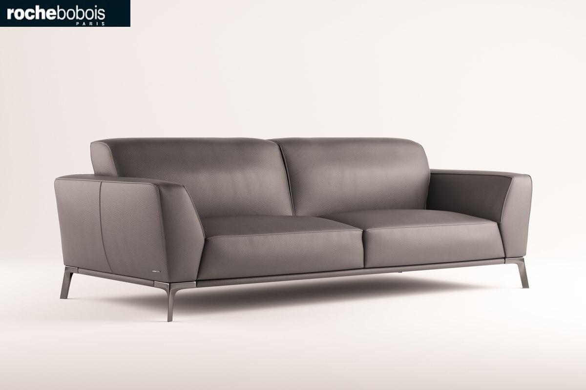 3D model accord large sofa design TurboSquid