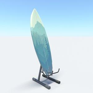 surfboard v6 3D