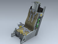 3D ejection seat aces version
