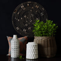 Decor Set Crate&Barrel