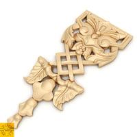 3D ornament decor model