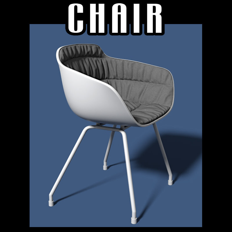 chair interiors model