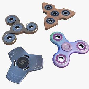 spinner toys 3D