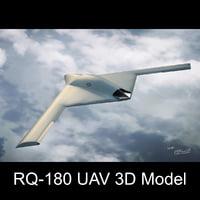 RQ-180 Unmanned reconnaissance aircraft