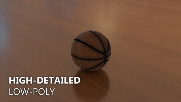 basket ball 3D