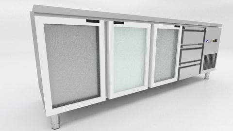 gn 11 size refrigerated 3D model