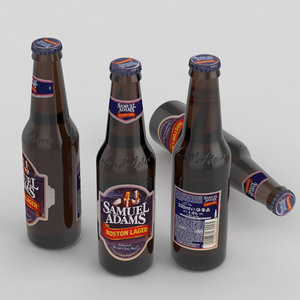beer bottle samuel model