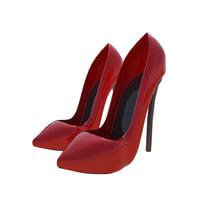 3D pump heel