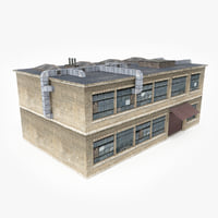 3D warehouse games model