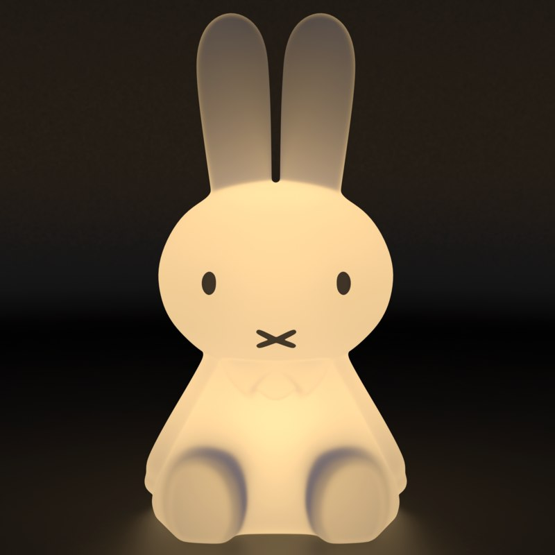 inner sleep bunny soak lamp sale lit