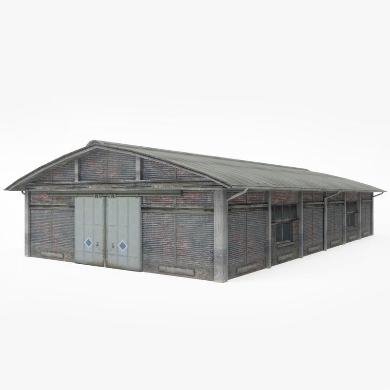 3D model warehouse games