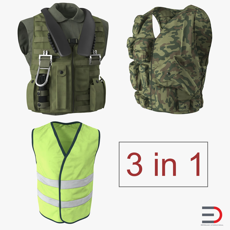 3D vests 2