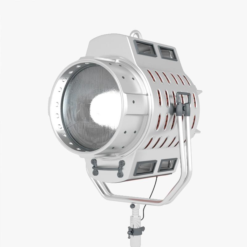 3D spotlight spot light