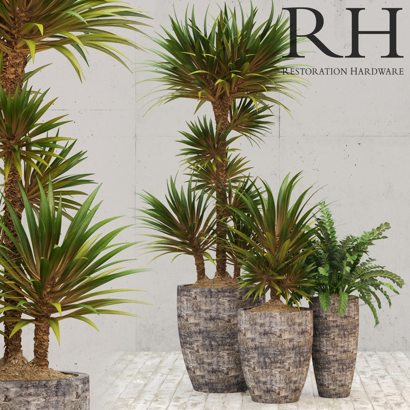 restoration hardware planter model