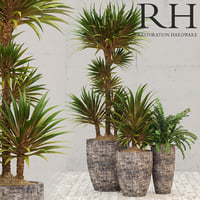 restoration hardware planter model