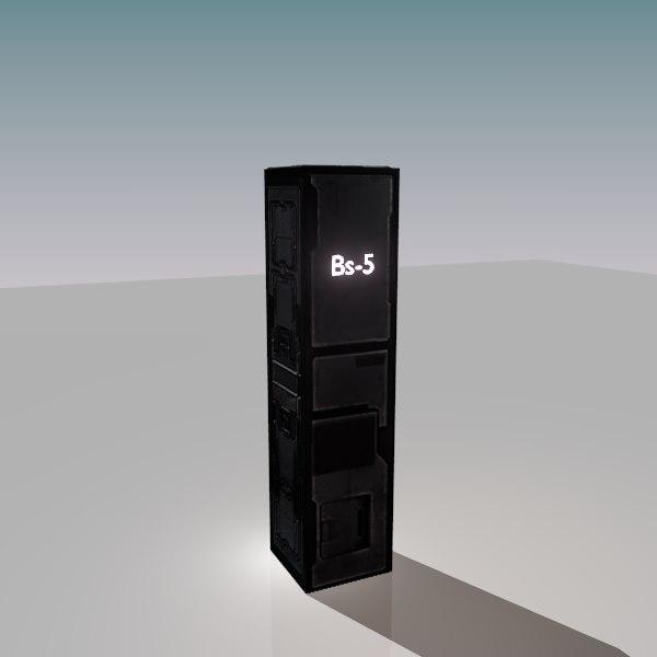 3D si-fic building model