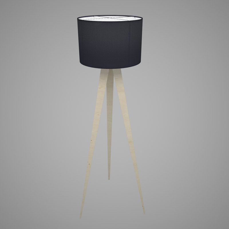 3D modern lambader model