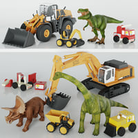 3D toys s model