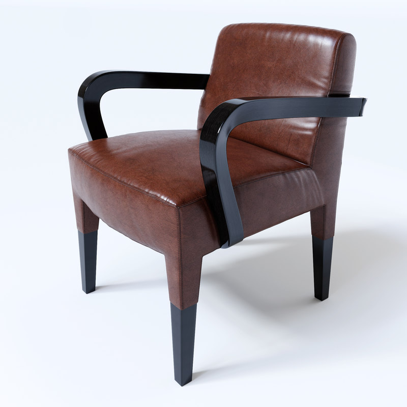 3D promemoria brigitta short chair