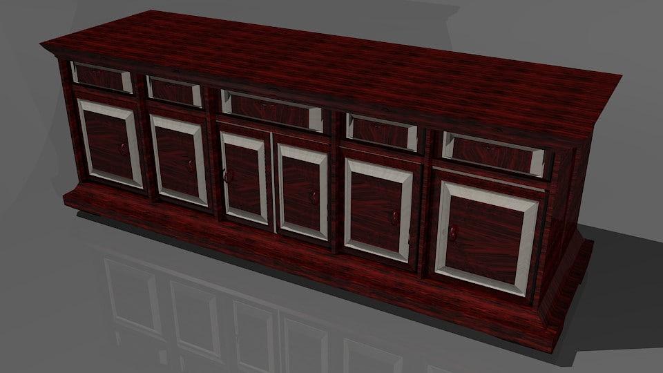 closet model