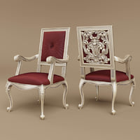 jc man-18 19 chairs 3D