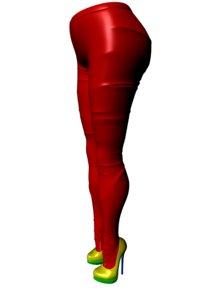 life 3D model
