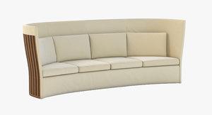 lounge sofa model