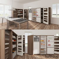 Bulthaup Kitchen Set