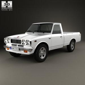 toyota hilux 1972 model