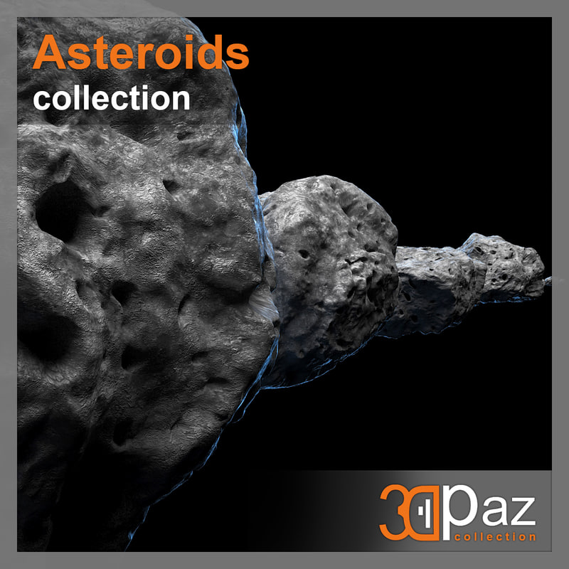 asteroids - model