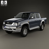 Toyota Hilux Double Cab 2001