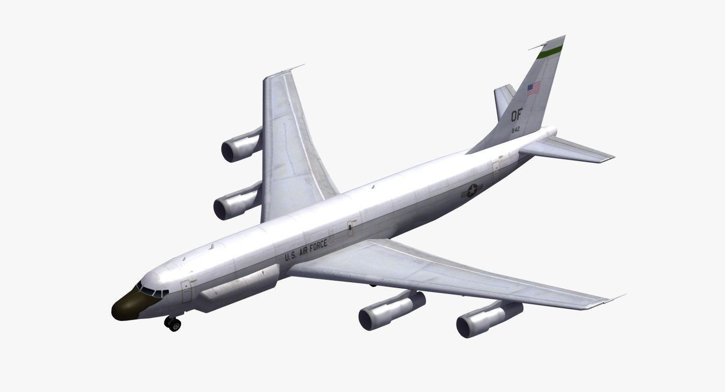 3D model rc135 rivetjoint