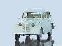 moskvich 400 3D model